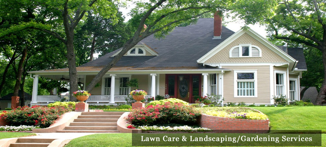 Landscaping Services Montgomery Village MD
